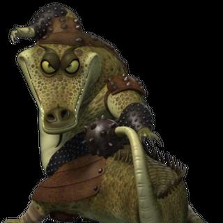 Master Croc CG model