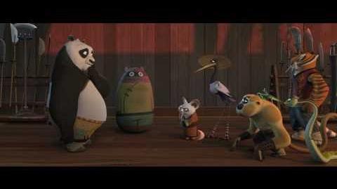 "DreamWorks Animation's ""Kung Fu Panda"""