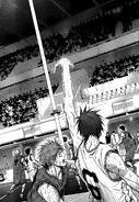 Shutoku High vs Onita High