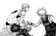 Quasi-Emperor Eye against Hayama