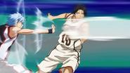 Accelerating pass anime