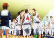 Seirin fight!