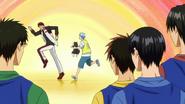 Kuroko teases Kagami anime