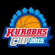 KUROBAS CUP 2015 logo