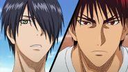 Himuro and Taiga reunion