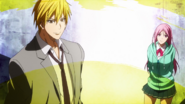 Kise and Momoi ED WALK