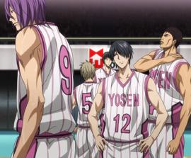 Yosen High anime