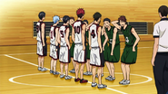 Seirin High vs Meijo High anime