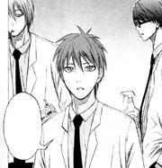 Akashi in middle school