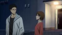 Hyuga and Riko