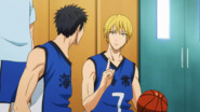 Kise explains Misdirection