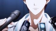 Akashi interview anime
