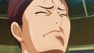 Narumi crying