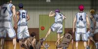 Teikō Junior High vs Dōjimazaki Junior High