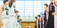 Shinkyō Academy vs Seirin High