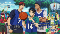 Episode 24 image KnB cup