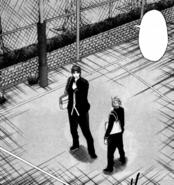 Kiyoshi confronts Hyuga