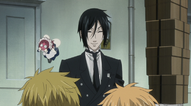 File:Sebastain smiles at the Servants-ep1.png
