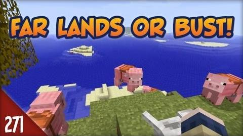 Minecraft Far Lands or Bust - 271 - Saddling of the Pigs