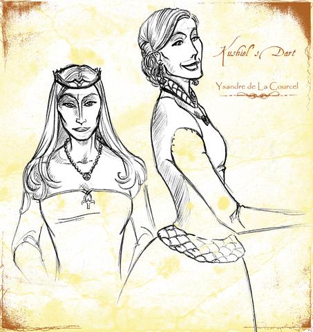 File:Ysandre sketch by VivianeDanglars.png