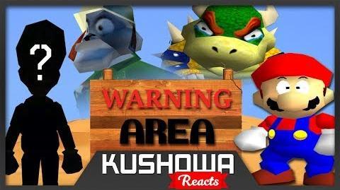 Kushowa Reacts to AREA 64