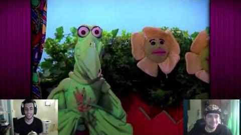 Marv and Kushowa React to PEE PEES GAYHOUSE