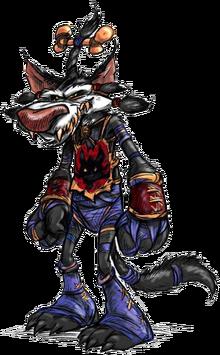 Standardwolfen