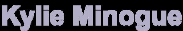 File:Kylie Minogue album logo.png