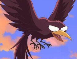 Yata Crow Anime