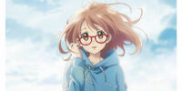 Beyond the Boundary the Movie -I'LL BE HERE-