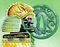Ancestral Armor of Dragon Clan
