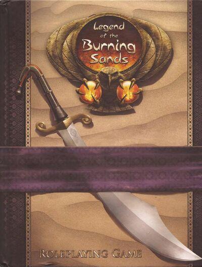 Legends of the Burning Sands