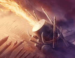 Tamori's Flame