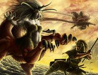 Oni-like Destroyer
