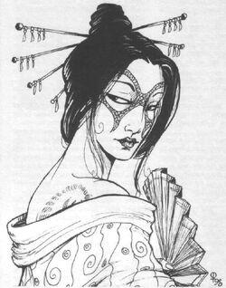 Bayushi Kachiko 8