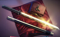 Heavenly Ninja-to of the Scorpion