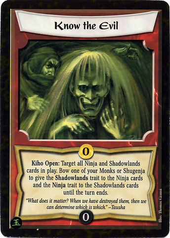 File:Know the Evil-card.jpg