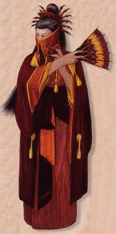 Bayushi Courtier