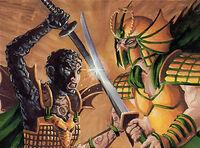 Hoshi dueling Hitomi