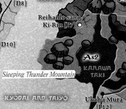 Sleeping Thunder Mountain