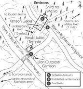 Yaruki Jukko map