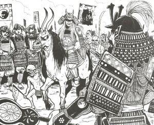 Fall of Kyuden Doji