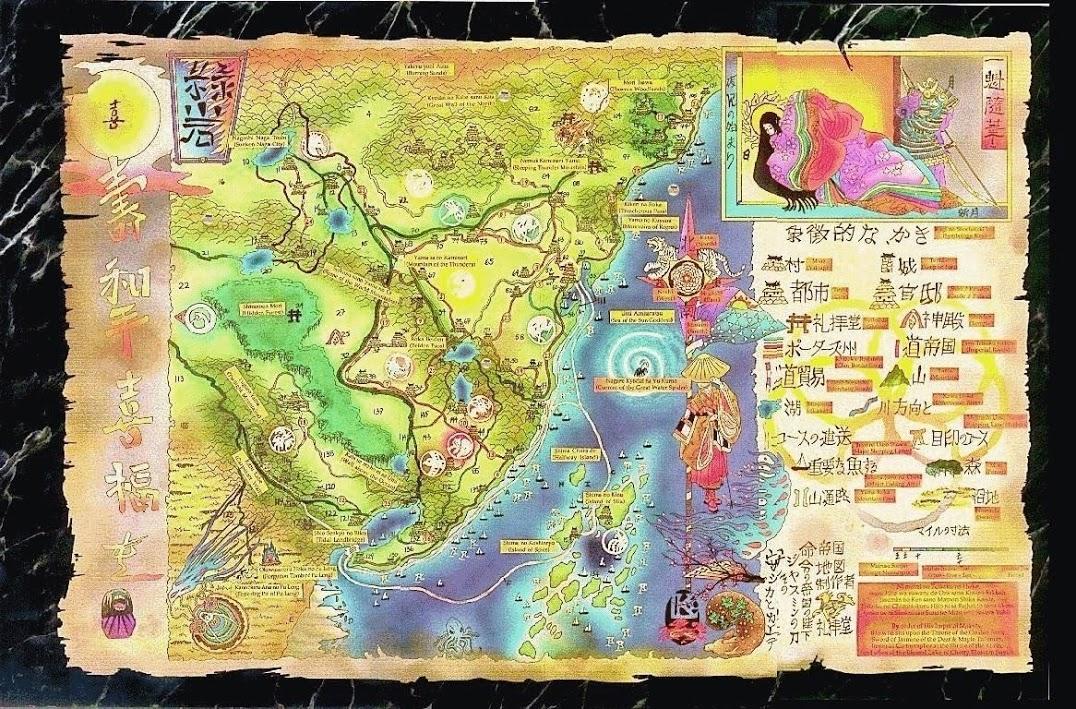 Atlas Of Rokugan Pdf