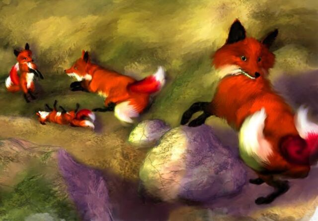 File:Foxes.jpg