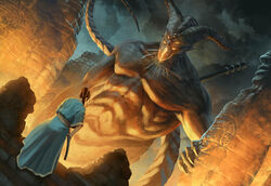 Hakuseki exposes the Dark Naga leader