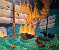 Battle of Raging Seas