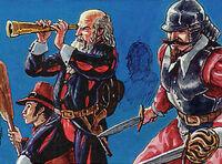 Thrane Mercenaries