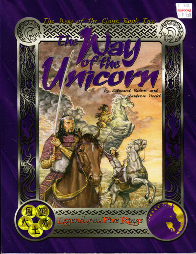 Way of the Unicorn (RPG)