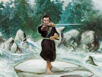 Strike of Flowing Water 2