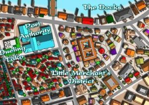 Little Merchant's District